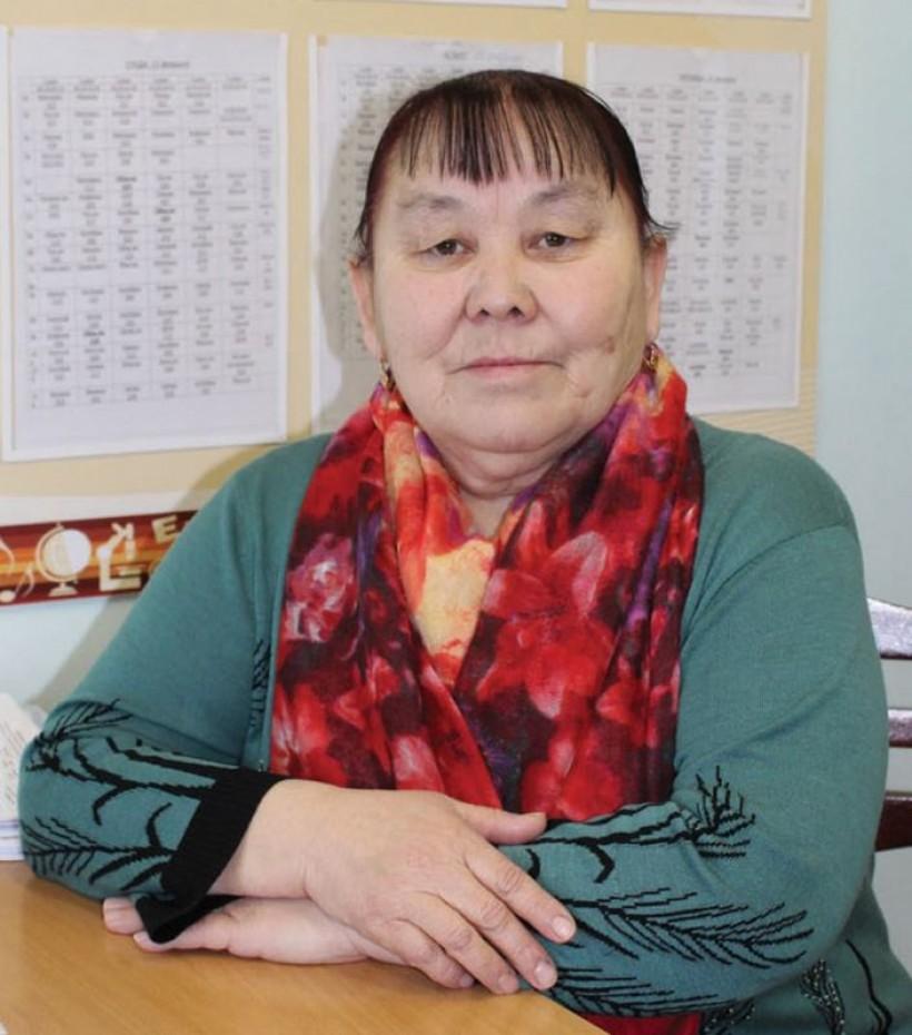 Зоя Ивановна Албина