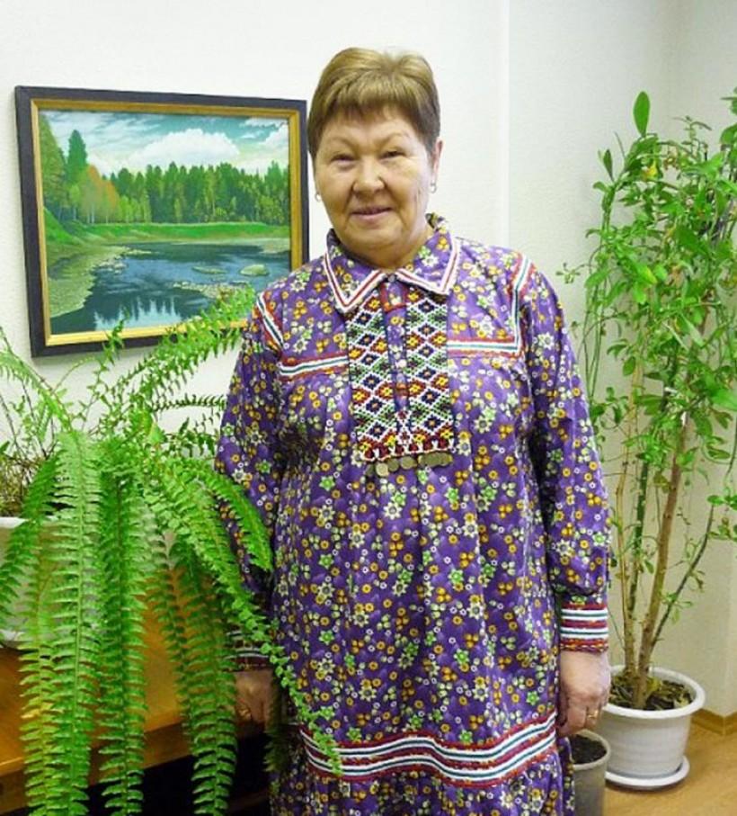 Р.К. Слепенкова