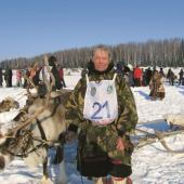 Лўв юканӑа вўыа тӑйты  хӑнты ики Н.П. Тасьманов