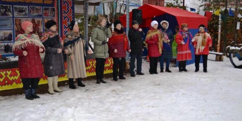 Празднование Дней родственных финно-угорских народов в Лангепасе