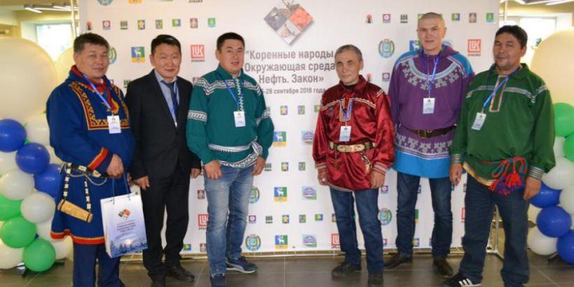 На казымской земле состоялась встреча коренных жителей