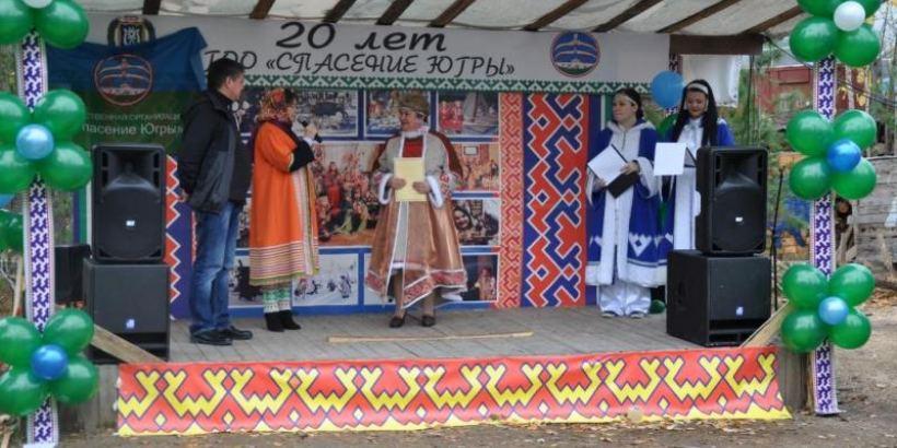 Лангепасскому отделению «Спасение Югры» 20 лет