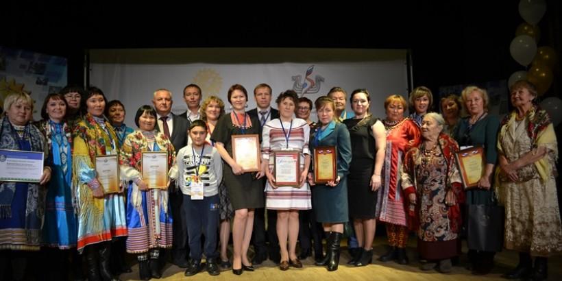 Газете «Ханты ясанг» – 60 лет. Финно-угорские журналисты встретились в Югре