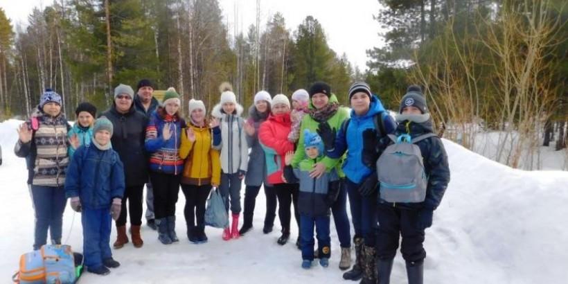 Учащиеся Берёзовской школы прошли по «Экологической тропе»