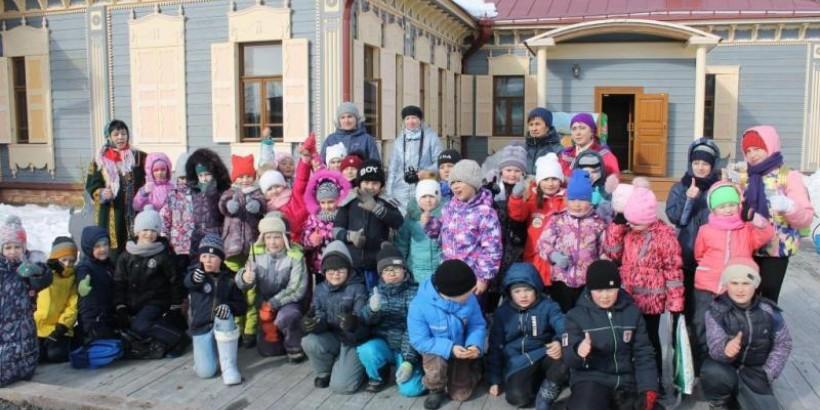Вороний день в Берёзово