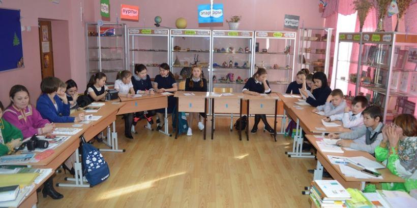 В Белоярском районе состоялись обучающие семинары «Школа юного фотокорреспондента»