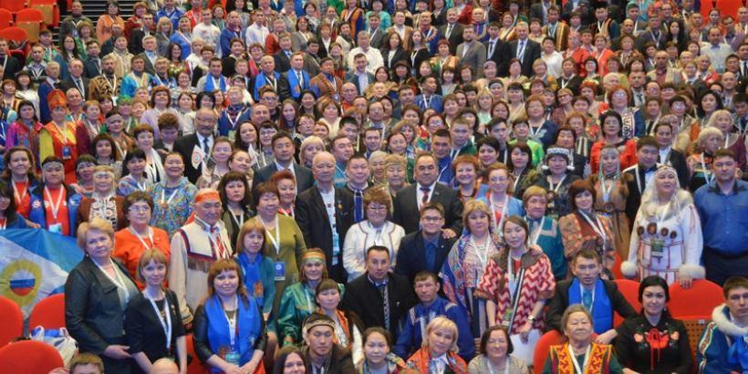 VIII съезд коренных народов Севера, Сибири и Дальнего Востока