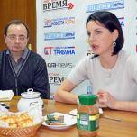 Юрий Кручинин па Ирина Слуцкая