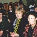 Л.К. Зубакина, Р.К. Слепенкова па М.С. Ользина 2002-мит оӆн